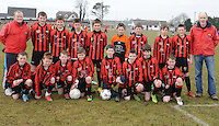 U 11 creggmore Team . Photo:Andrew Downes