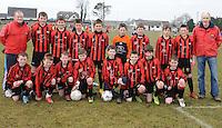 U 11 creggmore Team . Photo:Andrew Downes