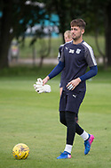 Dundee's Kyle Gourley -  Dundee FC - Pre-season training at University Grounds, Riverside, Dundee, Photo: David Young<br /> <br />  - &copy; David Young - www.davidyoungphoto.co.uk - email: davidyoungphoto@gmail.com