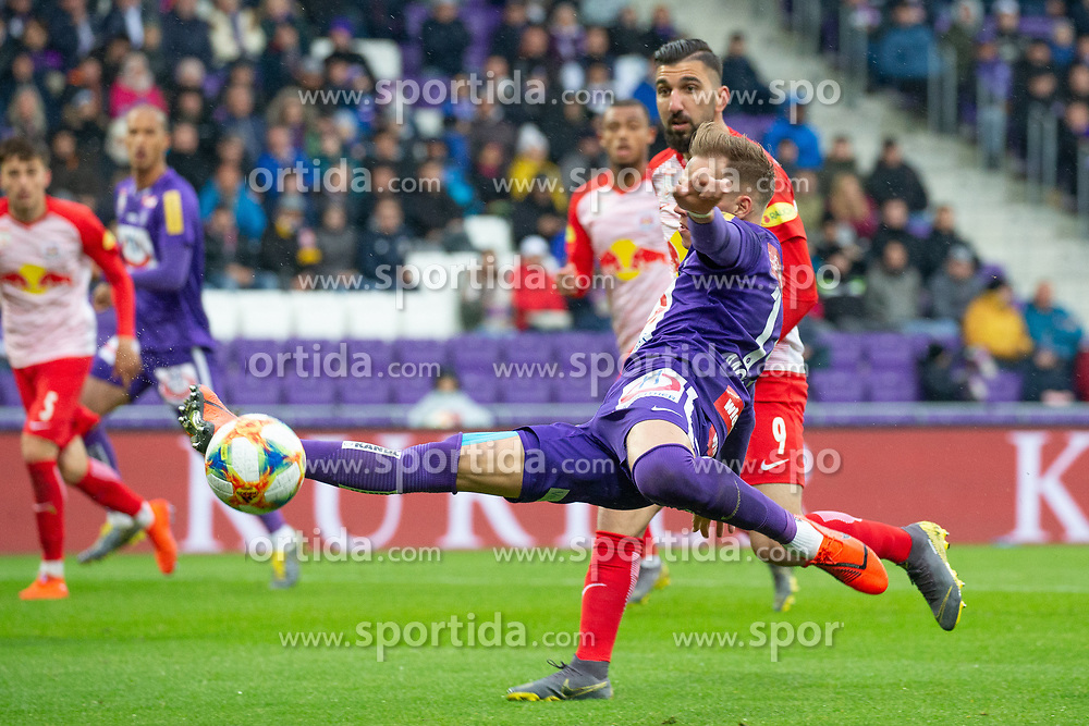 05.05.2019, Generali Arena, Wien, AUT, 1. FBL, FK Austria Wien vs FC Red Bull Salzburg, Meistergruppe, 29. Spieltag, im Bild Christoph Monschein (FK Austria Wien) // Christoph Monschein (FK Austria Wien) during the tipico Bundesliga master group 29th round match between FK Austria Wien and FC Red Bull Salzburg at the Generali Arena in Wien, Austria on 2019/05/05. EXPA Pictures © 2019, PhotoCredit: EXPA/ Florian Schroetter