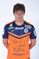 Benjamin STAMBOULI - 23.07.2014 - Portraits officiels Montpellier - Ligue 1 2014/2015<br /> Photo : Icon Sport