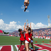 2012/2013 Football: Nicholls State vs South Alabama
