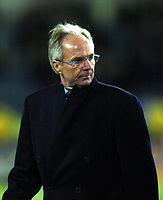 A DEJECTED SVEN GORAN ERIKSSON MANAGER ENGLAND 2003/2004<br />