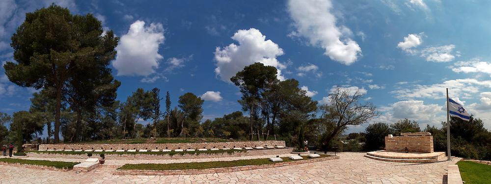 Israel, Kibbutz Yad Mordechai the memorial