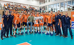 08-09-2018 NED: Netherlands - Argentina, Ede<br /> Second match of Gelderland Cup / Team Netherlands