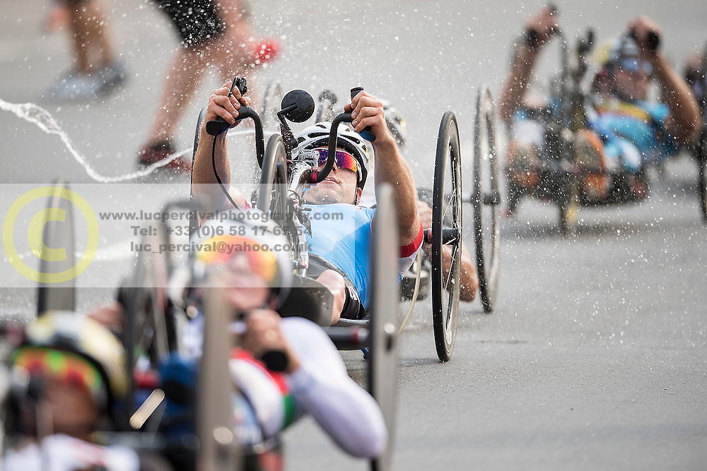 H3, Cycling, Road Race à Rio 2016 Paralympic Games, Brazil