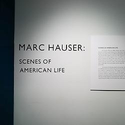 MARC HAUSER SHOW