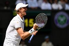 Team SA @ Wimbledon - 13 July 2018