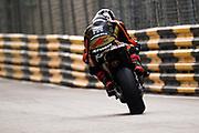 Michael RUTTER, GBR, Aspire-Ho by Bathams Racing HONDA RC213V<br /> <br /> 65th Macau Grand Prix. 14-18.11.2018.<br /> Suncity Group Macau Motorcycle Grand Prix - 52nd Edition.<br /> Macau Copyright Free Image for editorial use only