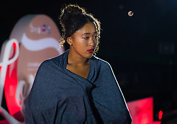 September 30, 2018 - Naomi Osaka of Japan on the red carpet at the 2018 China Open WTA Premier Mandatory tennis tournament players party (Credit Image: © AFP7 via ZUMA Wire)
