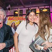 NLD/Amsterdam/20180320 - Presentatie 6de AmsterdamXXXL, lancering,Mark Teurlings en Yasmine Verheijen