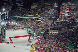"29.01.2019, Planai, Schladming, AUT, FIS Weltcup Ski Alpin, Slalom, Herren, 1. Lauf, im Bild Marcel Hirscher (AUT) // Marcel Hirscher of Austria during the men's Slalom ""the Nightrace"" of FIS ski alpine world cup at the Planai in Schladming, Austria on 2019/01/29. EXPA Pictures © 2019, PhotoCredit: EXPA/ Dominik Angerer"