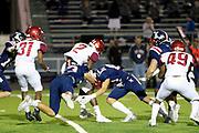 Ouachita Parish HS @ West Monroe 2017Oct26 at Don Shows Field at Rebel Stadium in West Monroe, La. Rebels beat the Lions 14-13.