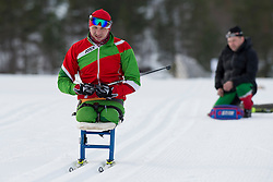 LOBAN Dzimitry, BLR, 2015 IPC Nordic and Biathlon World Cup Finals, Surnadal, Norway