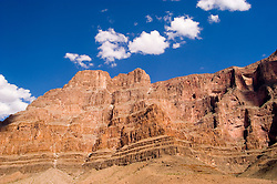 Scenic, Grand Canyon, Arizona, AZ, cliffs, landscape, horizontal, arid, erosion, nature, Image nv451-18542.Photo copyright: Lee Foster, www.fostertravel.com, lee@fostertravel.com, 510-549-2202