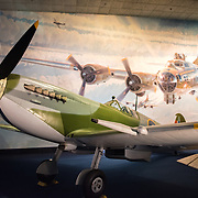 The Smithsonian's National Air and Space Museum on the National Mall in Washington DC is one of the most-visited museums in the world and is devoted to the history of aviation and space exploration.