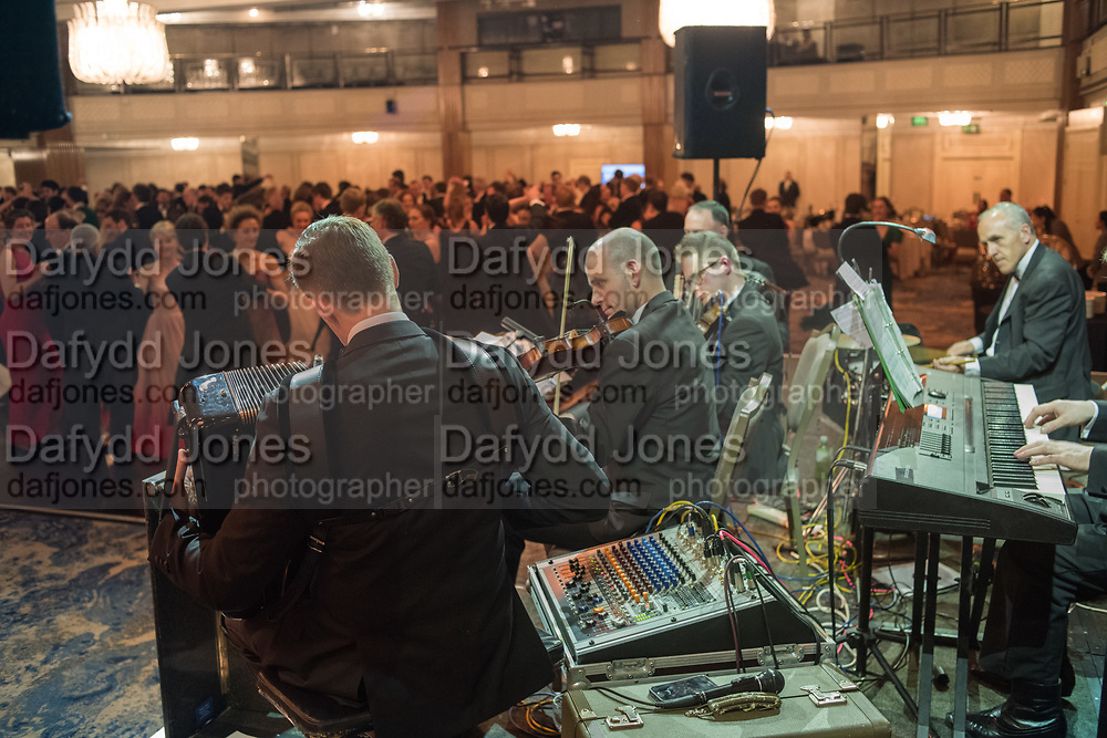 SIMON HOWIE DANCE BAND, The 171 st Royal Caledonian Ball 2019, Grovenor House, Park Lane, London. 3 May 2019