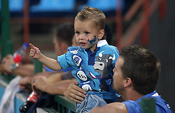 Bulls fans.05 March 2011, Blue Bulls v Highlanders, Vodacom Super 15, Loftus Stadium, Pretoria,South Africa,.photo by Abbey Sebetha, Eagency
