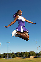 Cheerleader Mid-air