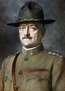 John Joseph Pershing (1860-1948)  American general. Commander-in-chief American Expeditionary Force in Europe 1917, US Army Chief of Staff 1921-1924.