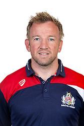 Bristol Rugby Academy Backs Coach Sean Marsden - Rogan Thomson/JMP - 22/08/2016 - RUGBY UNION - Clifton Rugby Club - Bristol, England - Bristol Rugby Media Day 2016/17.