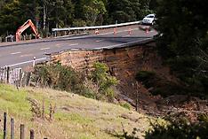 Northland-Repairs underway on SH1, Kawakawa after flooding