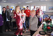 1/5/13 3:13:49 PM -- Penn Valley, PA, U.S.A. -- Aunt Nancy's 70th birthday party January 5, 2013 in Penn Valley, Pennsylvania. -- .(Photo by William Thomas Cain/cainimages.com)