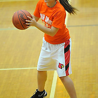 3.20.2012 Lorain County Girls All-Star Game - Orange vs Black
