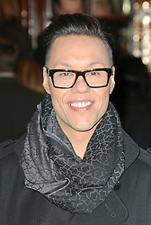 © Licensed to London News Pictures. 26/03/2014, UK. Gok Wan, I Can't Sing! The X Factor Musical - press night, London Palladium, London UK, 26 March 2014. Photo credit : Richard Goldschmidt/Piqtured/LNP