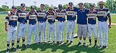 2015 A&T Baseball vs FAMU (Senior Day)