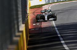 June 9, 2019 - Montreal, Canada - Motorsports: FIA Formula One World Championship 2019, Grand Prix of Canada, ..#44 Lewis Hamilton (GBR, Mercedes AMG Petronas Motorsport) (Credit Image: © Hoch Zwei via ZUMA Wire)