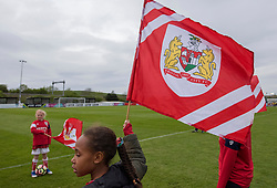 - Mandatory by-line: Paul Knight/JMP - 03/05/2018 - FOOTBALL - Stoke Gifford Stadium - Bristol, England - Bristol City Women v Manchester City Women - FA Women's Super League 1