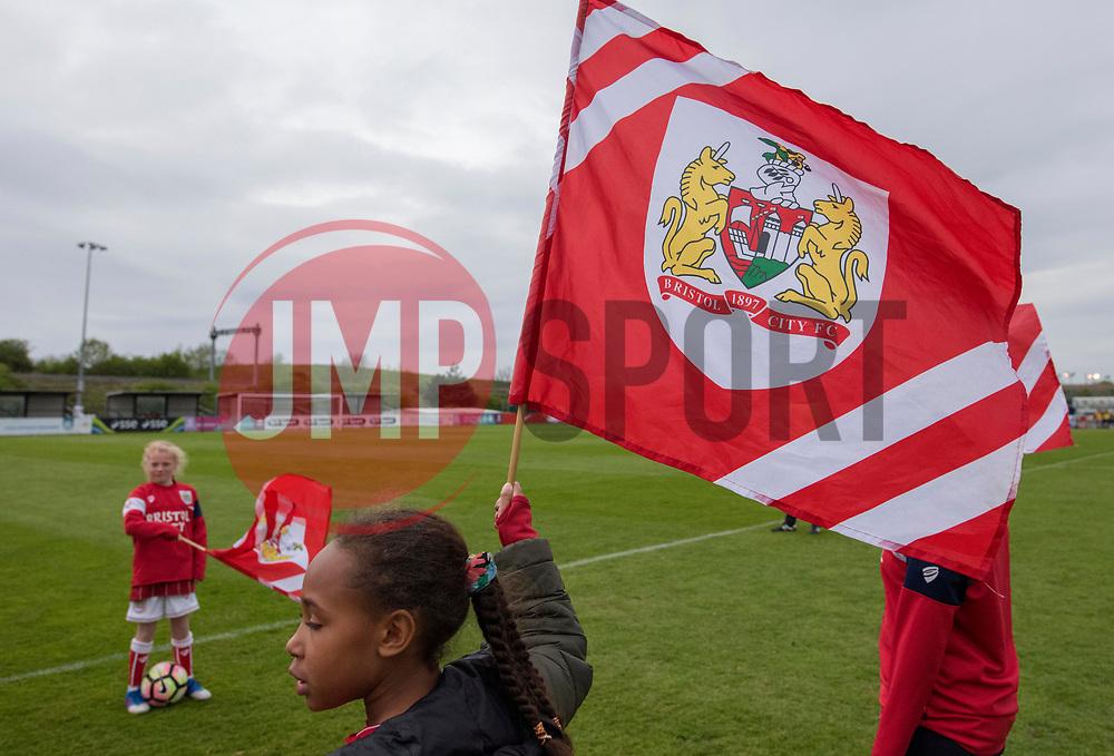 - Mandatory by-line: Paul Knight/JMP - 03/05/2018 - FOOTBALL - Stoke Gifford Stadium - Bristol, England - Bristol City Women v Manchester City Women - FA Women's Super League 1