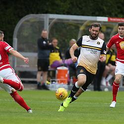 Brechin City v Dumbarton, Scottish League One, 25 August 2018