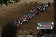 MX2 Qualifier start.