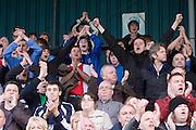 Dundee fans - Stirling Albion v Dundee, IRN BRU Scottish League 1st Division, Forthbank Stadium, Stirling<br /> <br />  - © David Young<br /> ---<br /> email: david@davidyoungphoto.co.uk<br /> http://www.davidyoungphoto.co.uk