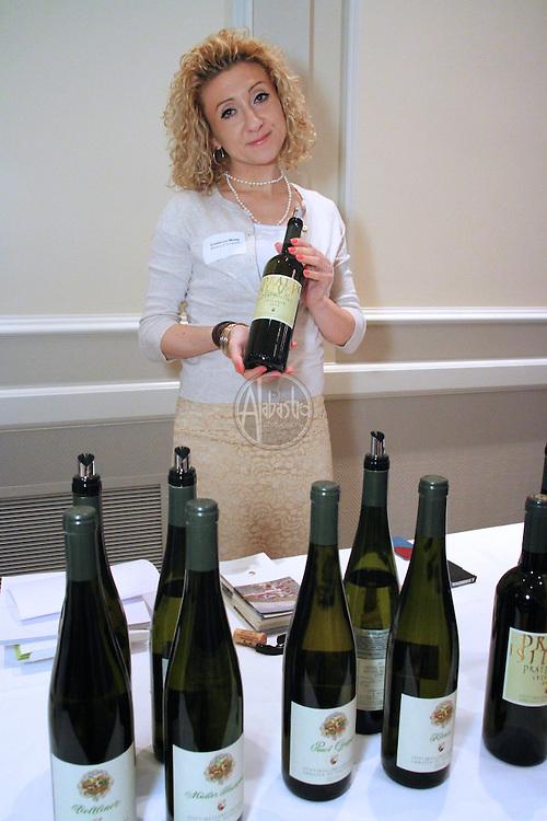 Alto Adige / Sudtirol, Wines of the Italian Alps, Grand Tasting Tour - Seattle. Abbazia de Novacella.