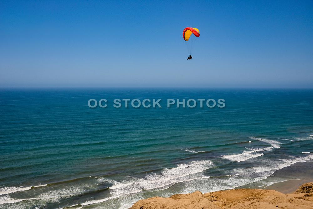 Torrey Pines Glider Port Along the Coast in La Jolla California