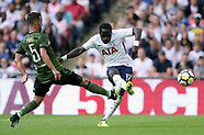 Tottenham Hotspur v Juventus, Pre-Season Friendly, 5 August 2017