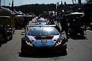 September 29, 2016: IMSA Petit Le Mans, #48 Madison Snow, Bryan Sellers, Paul Miller Racing, Lamborghini Huracán GT3