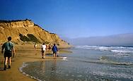 San Gregorio Beach, San Mateo, California.