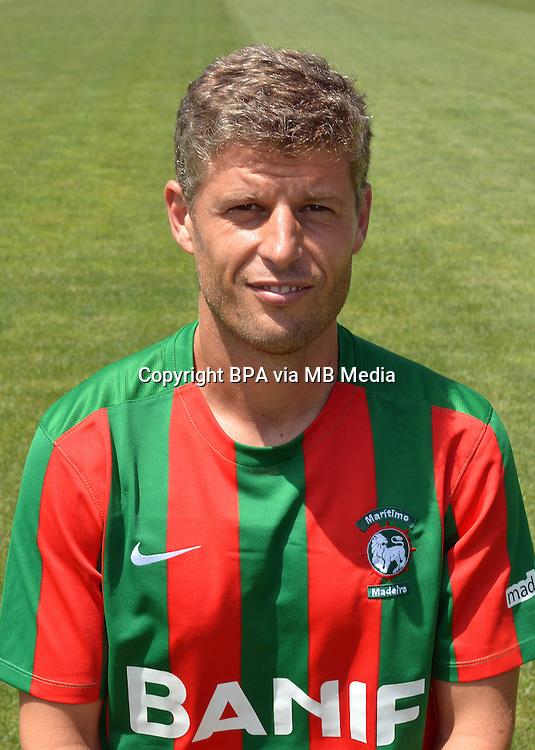 Portugal - Primera Liga NOS 2015-2016 /  <br /> ( CS Maritimo ) - <br /> Nuno Miguel Pereira Sousa &quot; Briguel &quot;