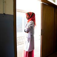 Hamlin midwife Mawerdi Adem, 24