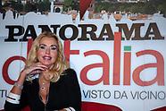 Panorama d'Italia: Valeria Marini a Palermo