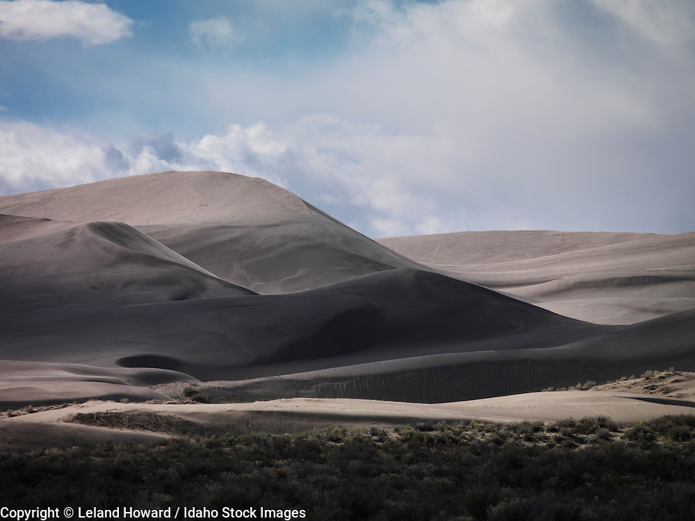 Idaho, east, St. Anthony Sand Dunes PLEASE CONTACT US FOR DIGITAL DOWNLOAD AND PRICING.