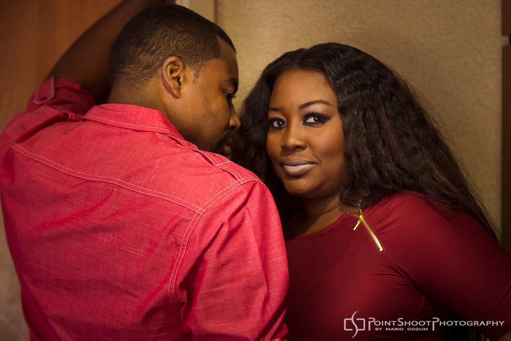 Engagement photography session in Upper Marlboro,MD by Mario Gozum of PointShoot Photography