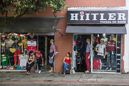 Hitler fashion store, Colombia