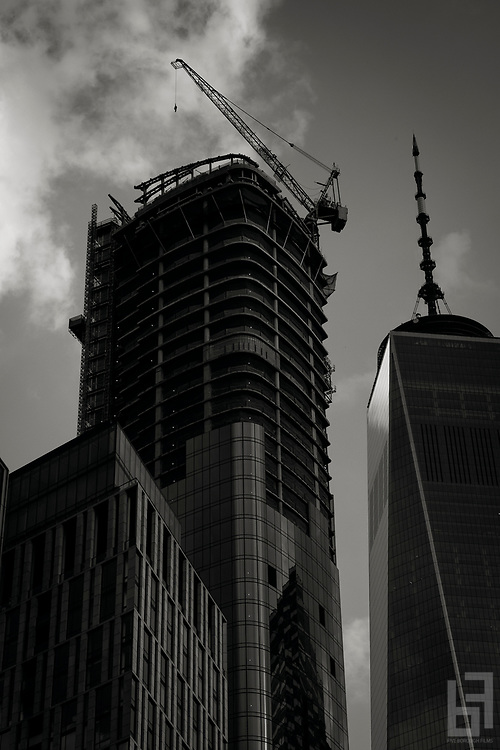 111 Murray Street under construction