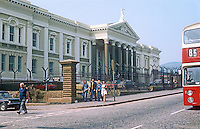 Courthouse, Crumlin Road, Belfast, N Ireland, July 1975, 197507000557a<br />