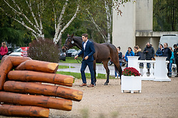De Cleene Wouter, BEL, Magic Dream van't Hulsbos<br /> Mondial du Lion - Le Lion d'Angers 2019<br /> © Hippo Foto - Dirk Caremans<br />  20/10/2019